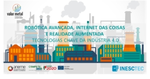 Convite | Workshop de Robótica Avançada, Internet das Coisas e Realidade Aumentada | 22 de julho das 9h30 às12h00