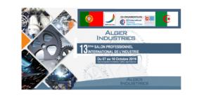 Missão Empresarial e Visita à Feira Salon Professionnel International De L'industrie Alger - Argélia | 07 a 11 de outubro de 2019